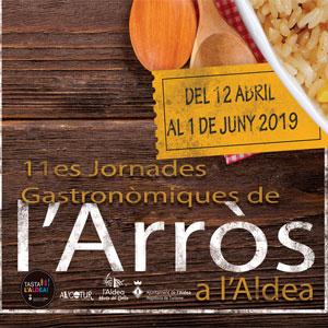 11es Jornades Gastronòmiques de l'Arròs - L'Aldea 2019