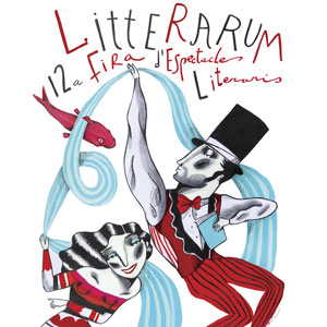12a Fira d'espectacles literaris Litterarum - Móra d'Ebre 2019