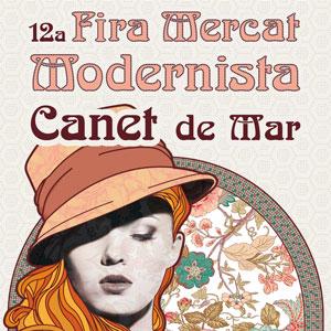 12a Fira Mercat Modernista - Canet de Mar 2019