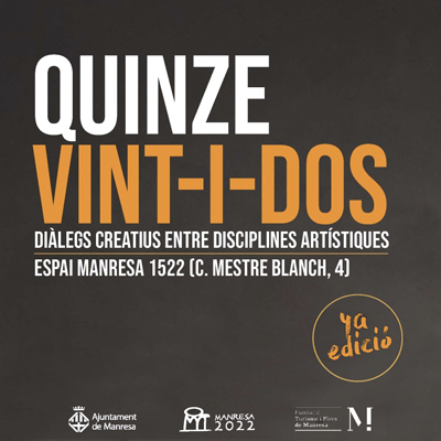 QuinzeVint-i-Dos, Manresa, 2021
