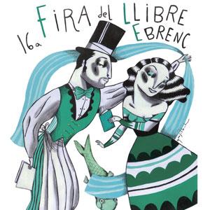 16a Fira del Llibre Ebrenc - Móra d'Ebre 2019
