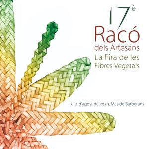 17é Racó dels Artesans, la Fira de les Fibres Vegetals - Mas de Barberans 2019