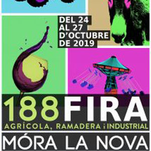 188a Fira Agrícola Ramadera i Industrial - Móra la Nova 2019