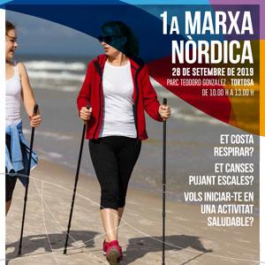 1a Marxa Nòrdica - Tortosa 2019