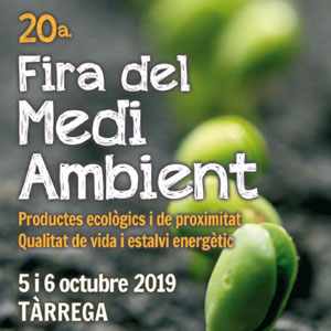 20a Fira del Medi Ambient - Tàrrega 2019