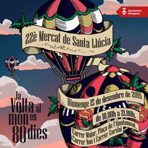 22è Mercat de Santa Llúcia - Amposta 2019