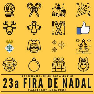 23a Fira de Nadal - Móra d'Ebre 2019