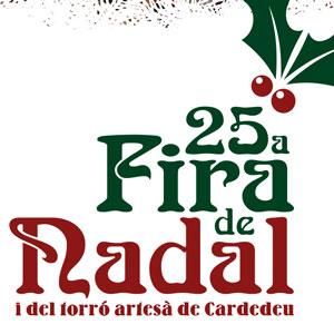25a Fira de Nadal i del Torró artesà - Cardedeu 2019