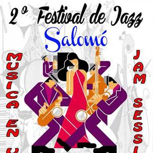 II Festival de Jazz - Salomó 2019