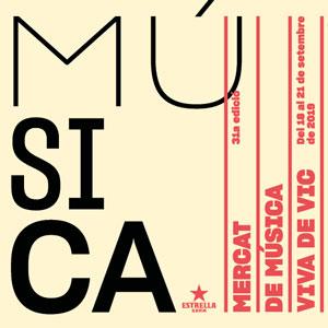31è Mercat de Música Viva de Vic - 2019