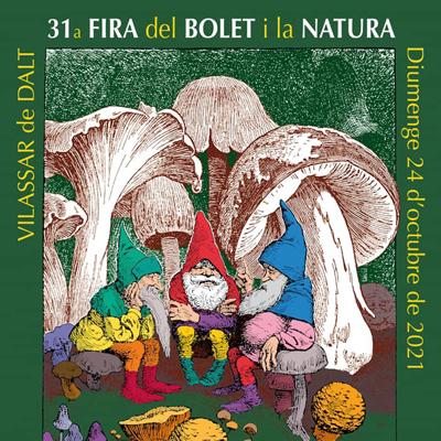 31a Fira del Bolet i la Natura - Vilassar de Dalt 2021
