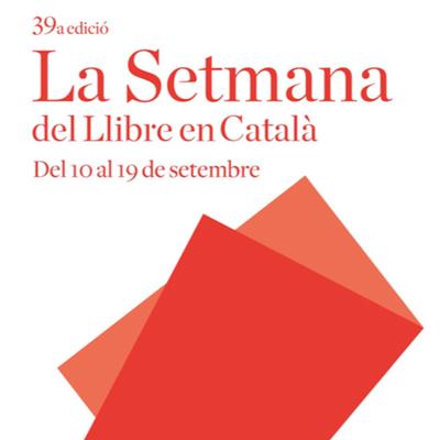 39a Setmana del Llibre en Català - 2021