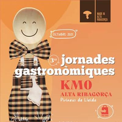 3es Jornades Gastronòmiques Km 0 - Alta Ribagorça 2021