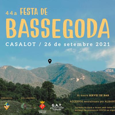 44a Festa de Bassegoda - 2021