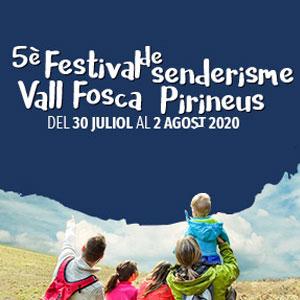 5è Festival de senderisme de la Vall Fosca - 2020