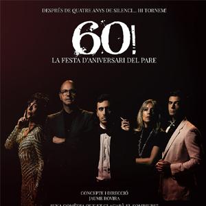 60 la festa d'aniversari del pare