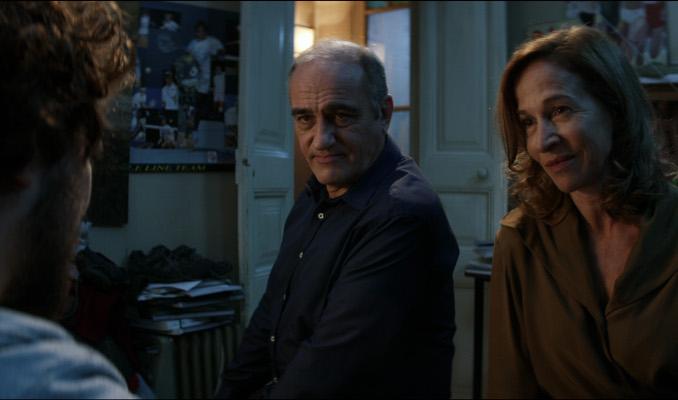 Pol López, Francesc Orella i Rosa Cadafalch al capítol 'Família' de '7 raons per fugir'