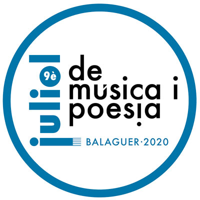 9è Juliol de Música i Poesia - Balaguer 2020