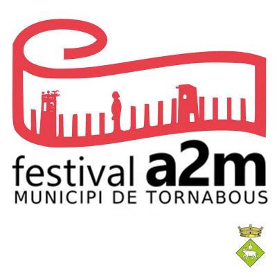 Festival a2m (a dos metres), Tornabous, 2021