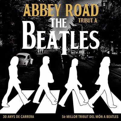 Abbey Road, Tribut als Beatles, Jonathan Gimeno, Jordi Exposito, Ferran Corbalán i Carlos Moreno