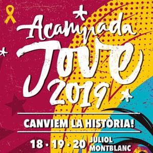 Acampada Jove a Montblanc, 2019