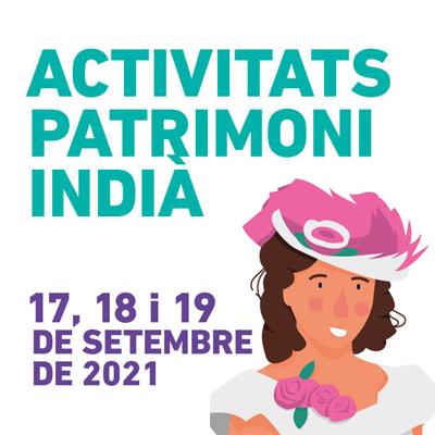 Activitats Patrimoni Indià - Torredembarra 2021