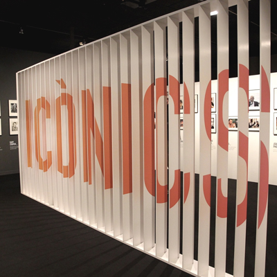 Exposició 'Actors (Icònics)' al Museu del Cinema, Girona, 2020
