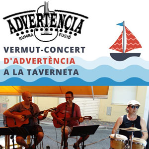 Advertencia - La Taverneta