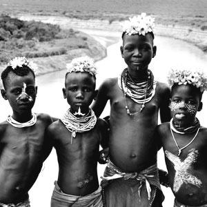 Exposició 'Àfrica natural, llums i ombres' d'Albert Miquel Loewe