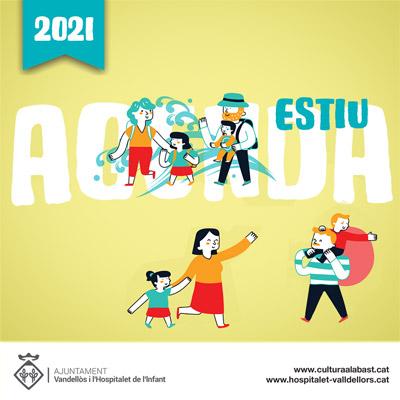 Agenda d'Estiu de Vandellòs i l'Hospitalet de l'Infant, 2021