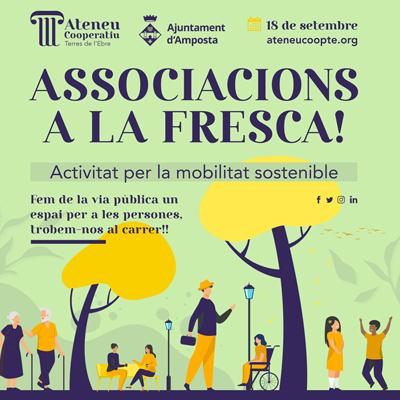 Associacions a la Fresca! - Amposta 2021