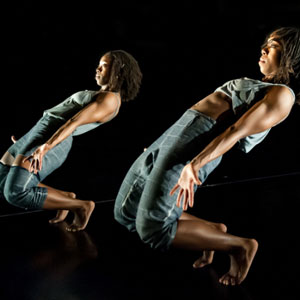 Espectacle 'A Night's Game' d'Alleyne Dance