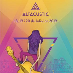 Festival Altacústic, Altafulla, 2019