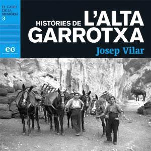 Llibre 'Històries de l'Alta Garrotxa' de Josep Vilar