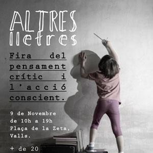 Fira Altres Lletres - Valls 2019