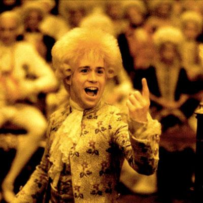 Pel·lícula 'Amadeus' (EUA, 1984) de Milos Forman