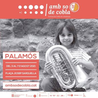 Festival Amb So de Cobla, Palamós, 2021