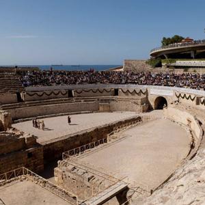 Amfiteatre Romà, Tarragona