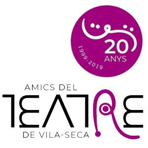 20è Aniversari dels Amics del Teatre de Vila-seca, 2019