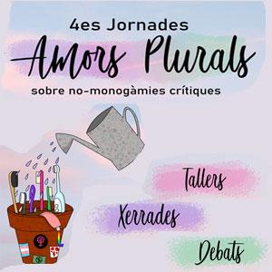 4es Jornades 'Amors Plurals' - Barcelona 2020