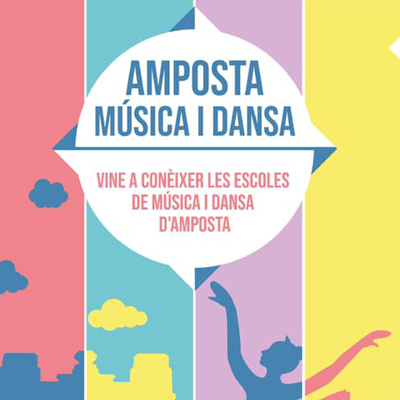 Amposta Música i Dansa - 2021