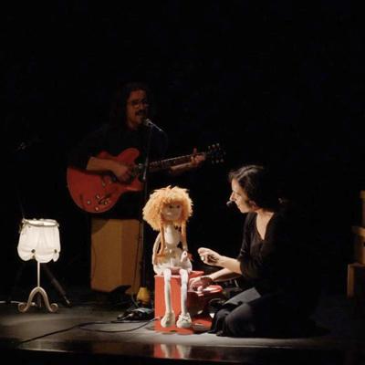 Teatre familiar 'Andròmines' de Samfaina de Colors