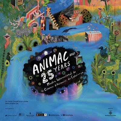 Animac, Mostra de Cinema d'Animació de Catalunya, Lleida, 2021