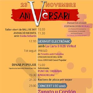 Aniversari Casal Vilafranca