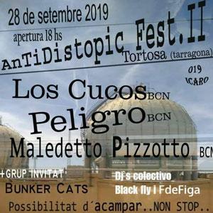 Antidistopic Fest II - Tortosa 2019