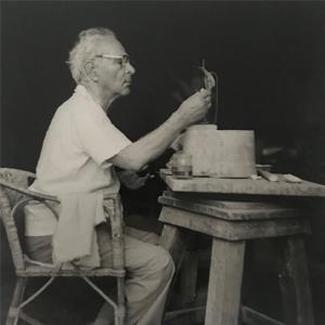 Exposició 'Ànimes Palpables', escultures d'Apel·les Fenosa i fotografies de Jean Marie del Moral