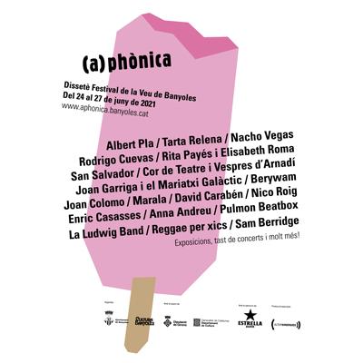 (a)phònica, Festival de la Veu de Banyoles, 2021