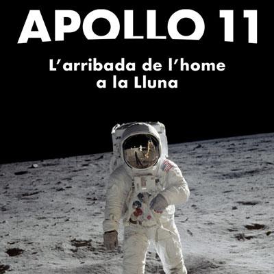 Exposició 'Apollo 11. L'arribada de l'home a la Lluna' al CaixaForum Girona, 2020