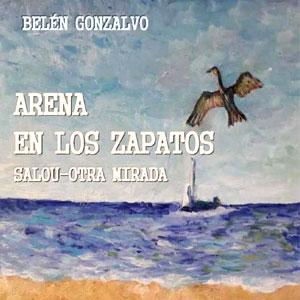 Llibre 'Arena en los zapatos' de Belén Gonzalvo Navarro