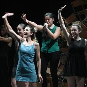 Teatre 'Arma de construcción masiva' - José y sus hermanas